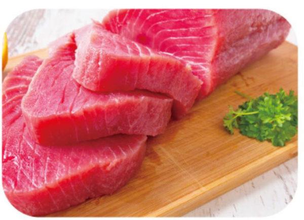 このこのごはんマグロ肉